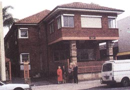 Burwood Road house