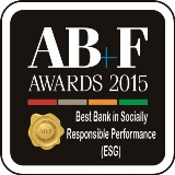 Best Bank in Socially Responsible Performance