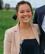 Amy, 2019 Future Teachers Scholarship recipient from the University of Canberra, ACT.