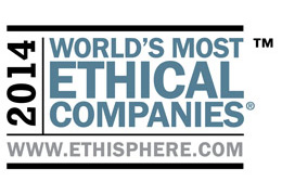 2014 World's most ethical comanies